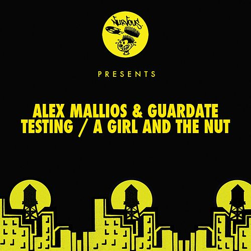 Testing / A Girl And The Nut von Guardate