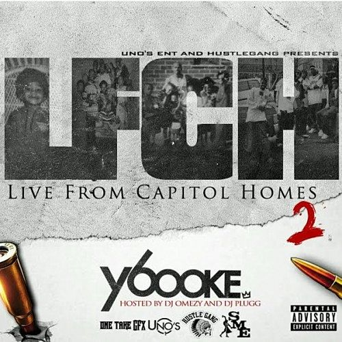 LFCH (Live From Capitol Homes 2) by Yung Booke