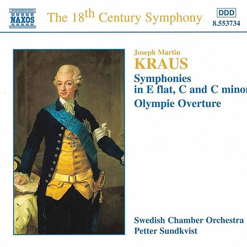 Symphonies - Olympie Overture by Joseph Martin Kraus