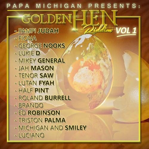 Golden Hen Riddim, Vol. 1 de Various Artists