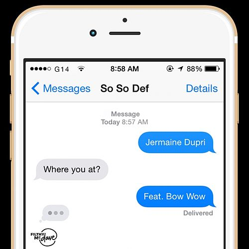 WYA (Where You At?) [feat. Bow Wow] - Single de Jermaine Dupri