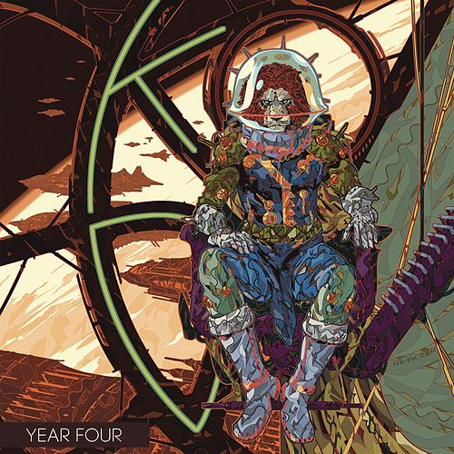 Year Four de Various Artists