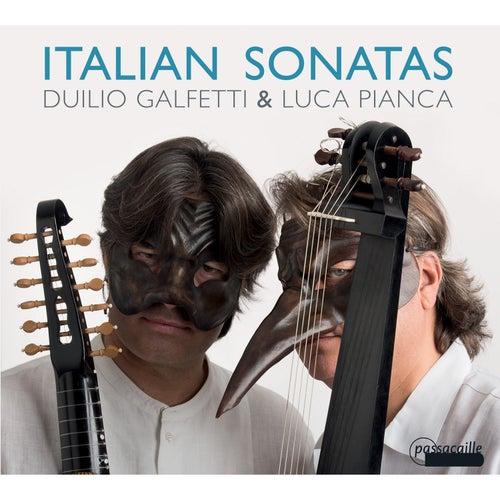 Italian Sonatas for Mandoline de Luca Pianca