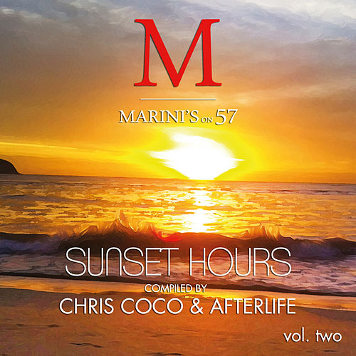 Sunset Hours, Vol. 2 - Marini's on 57 von Various Artists