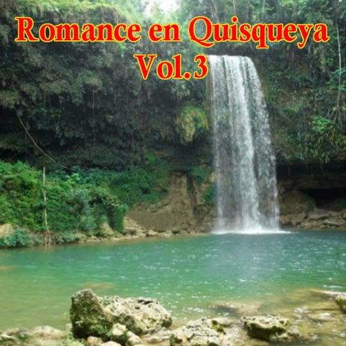 Romance En Quisqueya, Vol. 3 de Various Artists