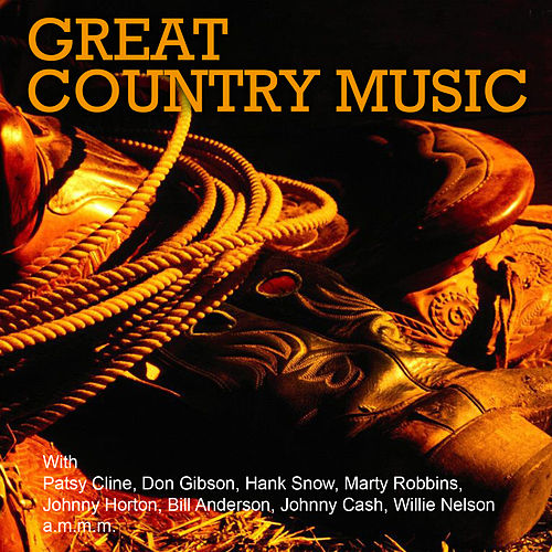 Great Country Music de Various Artists