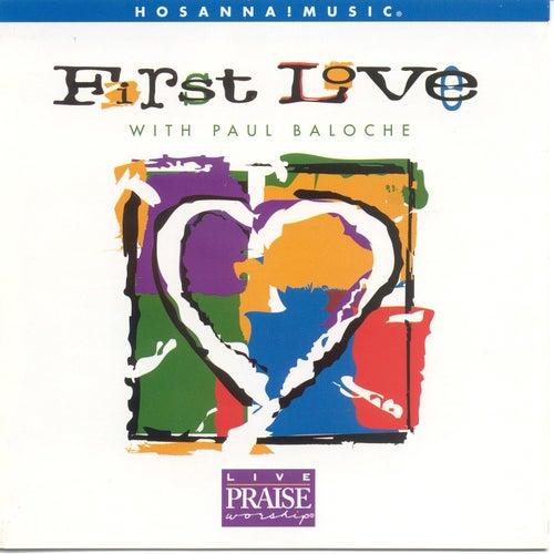 First Love de Paul Baloche