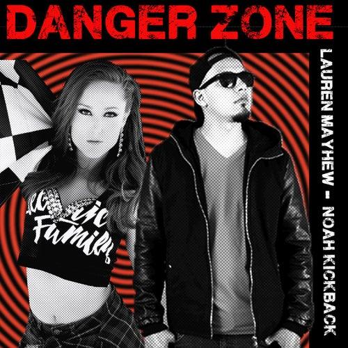 Danger Zone by Lauren Mayhew
