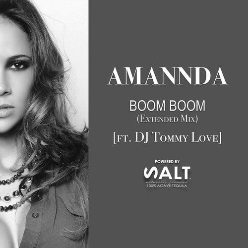 Boom Boom (Extended Mix) [feat. DJ Tommy Love] de Amannda