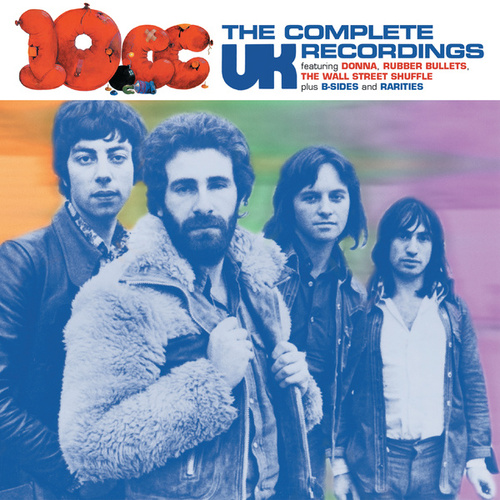 The Complete UK Recordings by 10cc