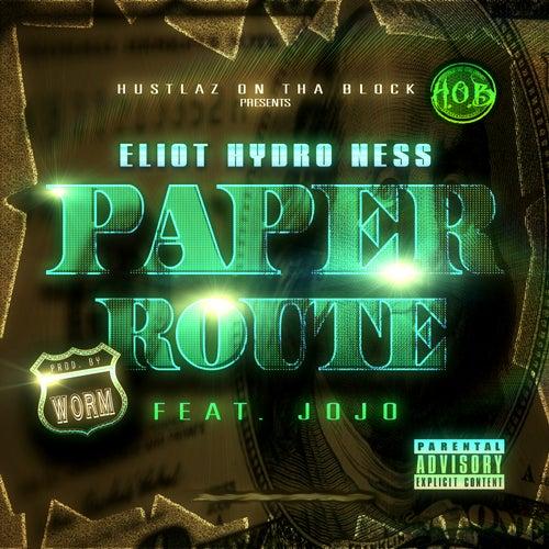 Paper Route de Eliot