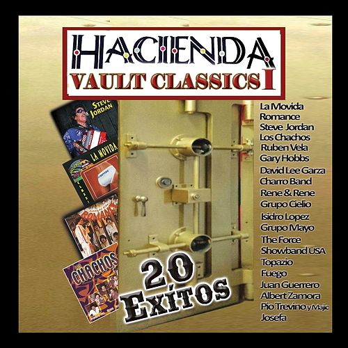 Hacienda Vault Classics, Vol. 1 (20 Éxitos) de Various Artists