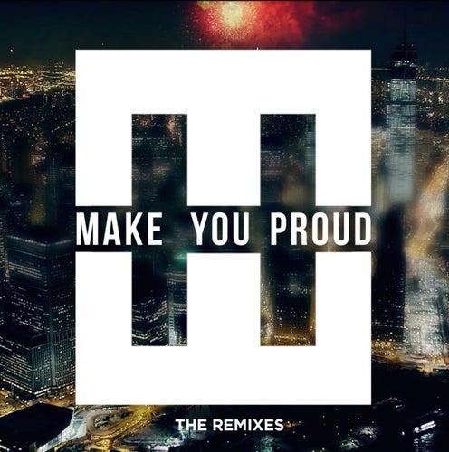 Make You Proud (The Remixes) von Hedegaard
