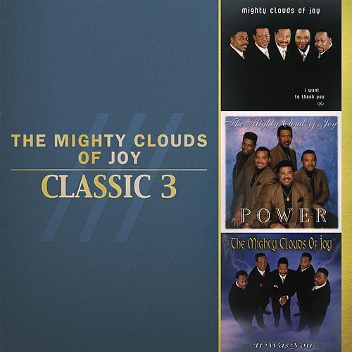 Classic 3 de The Mighty Clouds of Joy