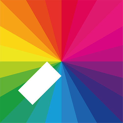 In Colour von Jamie XX