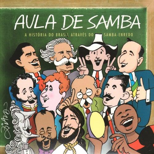 Aula de Samba: A História do Brasil Através do Samba-Enredo de Various Artists