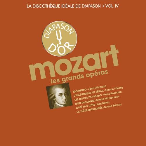 Mozart: Les grands opéras - La discothèque idéale de Diapason, Vol. 4 de Various Artists