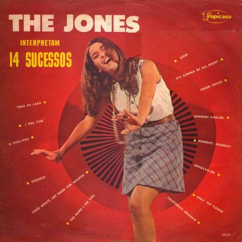 The Jones Interpretam 14 Sucessos von JONES