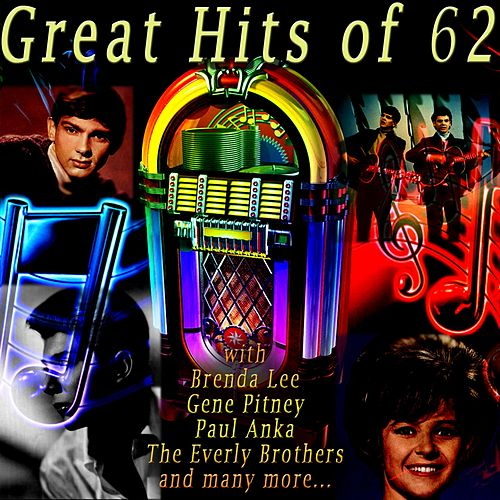 Great Hits of 62 van Various Artists