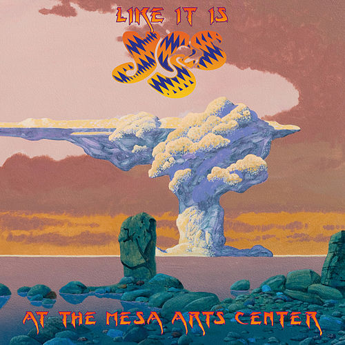 Like It Is - Yes at the Mesa Arts Center von Yes