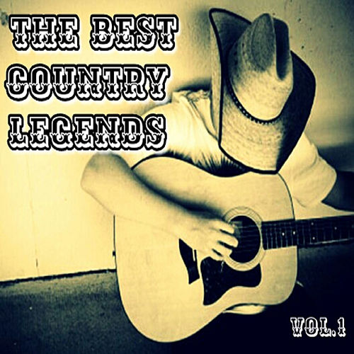 The Best Country Legends, Vol. 1 de Various Artists