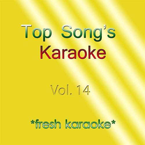 Top Song's Karaoke - Vol 14 de Fresh Karaoke