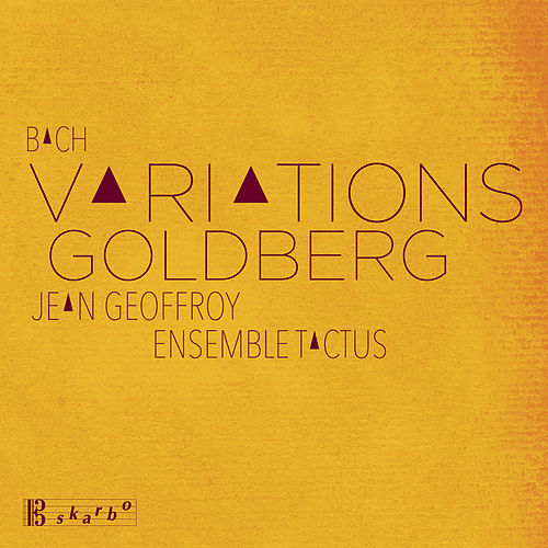 J.S. Bach: Goldberg Variations, BWV 988 (Arr. R. Aggery for Percussion Ensemble) de Jean Geoffroy