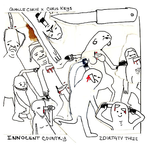 Innocent Country by Quelle Chris