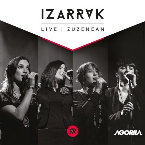 Zuzenean (Live) by Izarrak