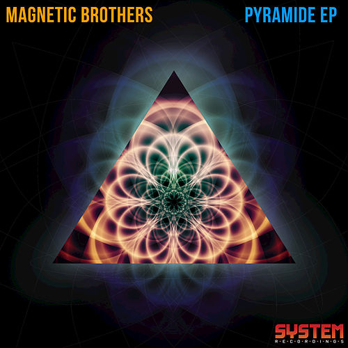 Pyramide - EP fra Magnetic Brothers