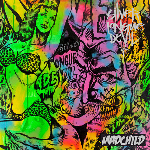 Silver Tongue Devil de Madchild