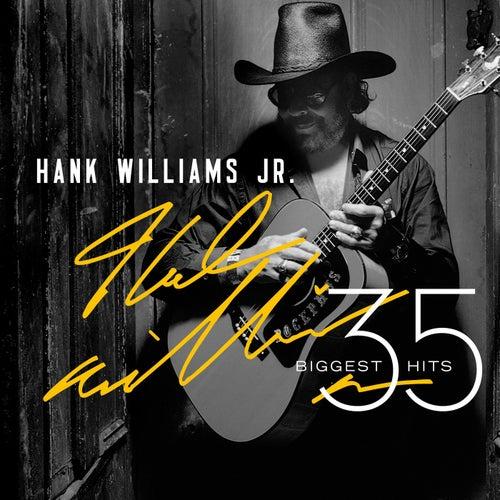 35 Biggest Hits by Hank Williams, Jr.