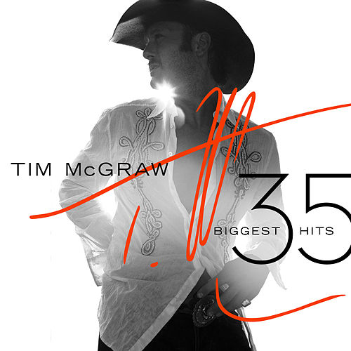 35 Biggest Hits by Tim McGraw