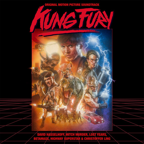 Kung Fury by Various Artists