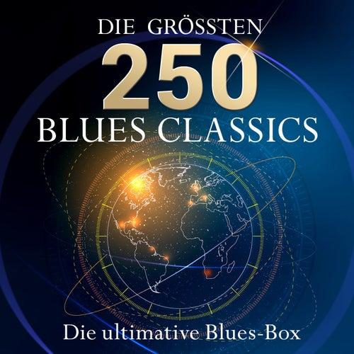 Die ultimative Blues Box - Die 250 größten Blues Hits (12 Stunden Spielzeit - Best of Blues Classics!) de Various Artists