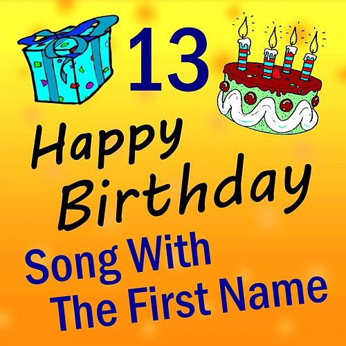 Song with the First Name, Vol  13 by Happy Birthday