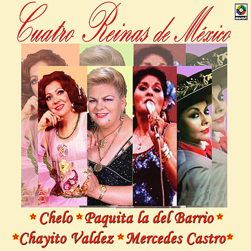 Cuatro Reinas de Mexico de Various Artists
