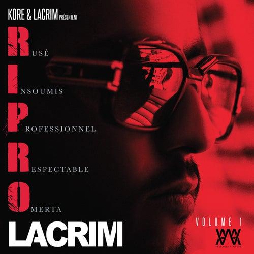 R.I.P.R.O Volume 1 de Lacrim