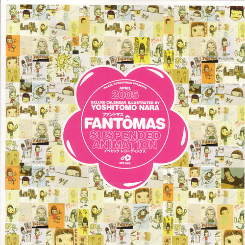 Suspended Animation de Fantomas