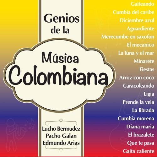 Genios de la Musica Colombiana de Various Artists