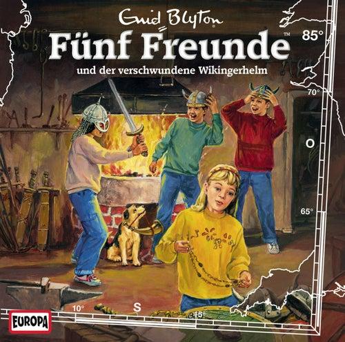 085/und der verschwundene Wikingerhelm by Fünf Freunde