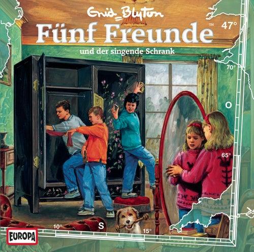 047/und der singende Schrank by Fünf Freunde