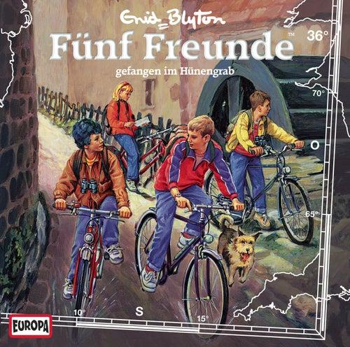 036/gefangen im Hünengrab von Fünf Freunde