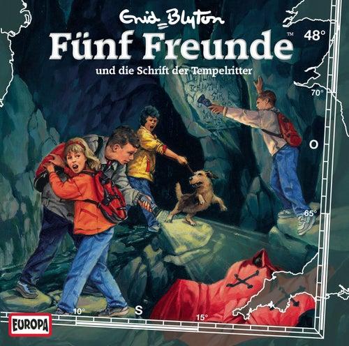 048/und die Schrift der Tempelritter by Fünf Freunde