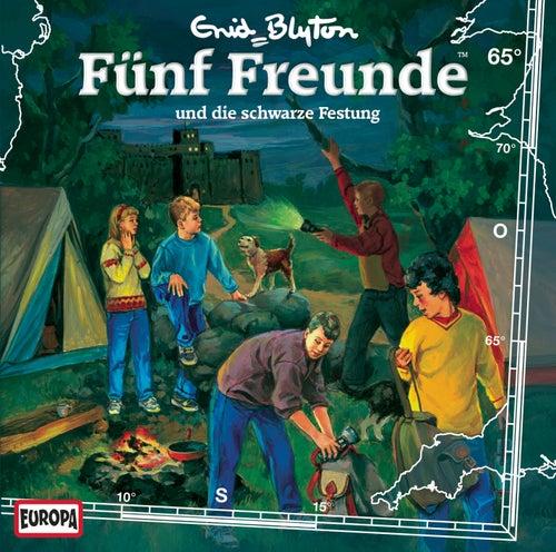 065/und die schwarze Festung by Fünf Freunde