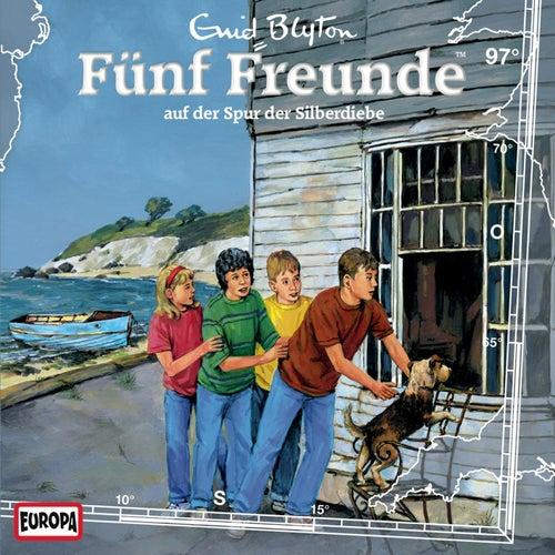 097/auf der Spur der Silberdiebe by Fünf Freunde
