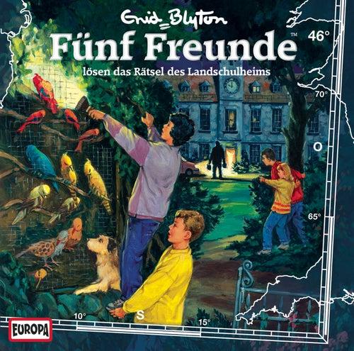 046/lösen das Rätsel des Landschulheims by Fünf Freunde