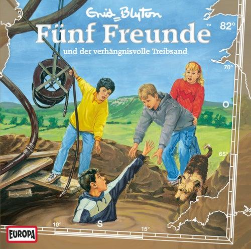 082/und der verhängnisvolle Treibsand by Fünf Freunde