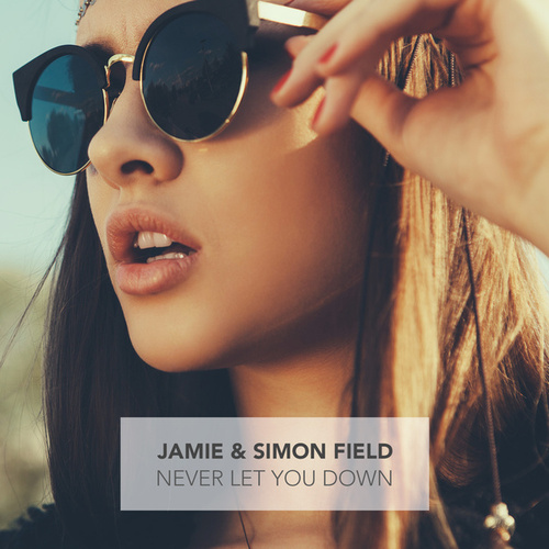 Never Let You Down by Simon Field