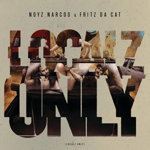 Localz Only di Noyz Narcos